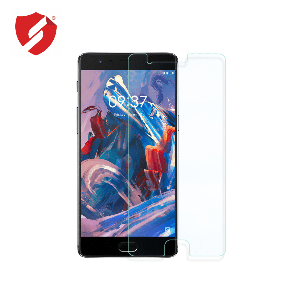 Tempered Glass - Ultra Smart Protection OnePlus 3 - Ultra Smart Protection Display imagine