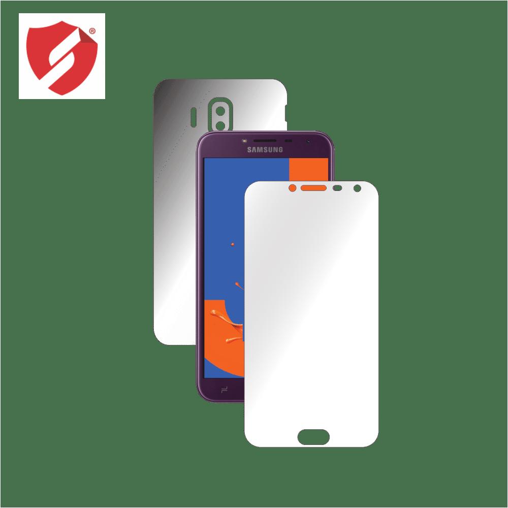 Folie de protectie Smart Protection Samsung Galaxy J4 2018 - fullbody-display-si-spate imagine