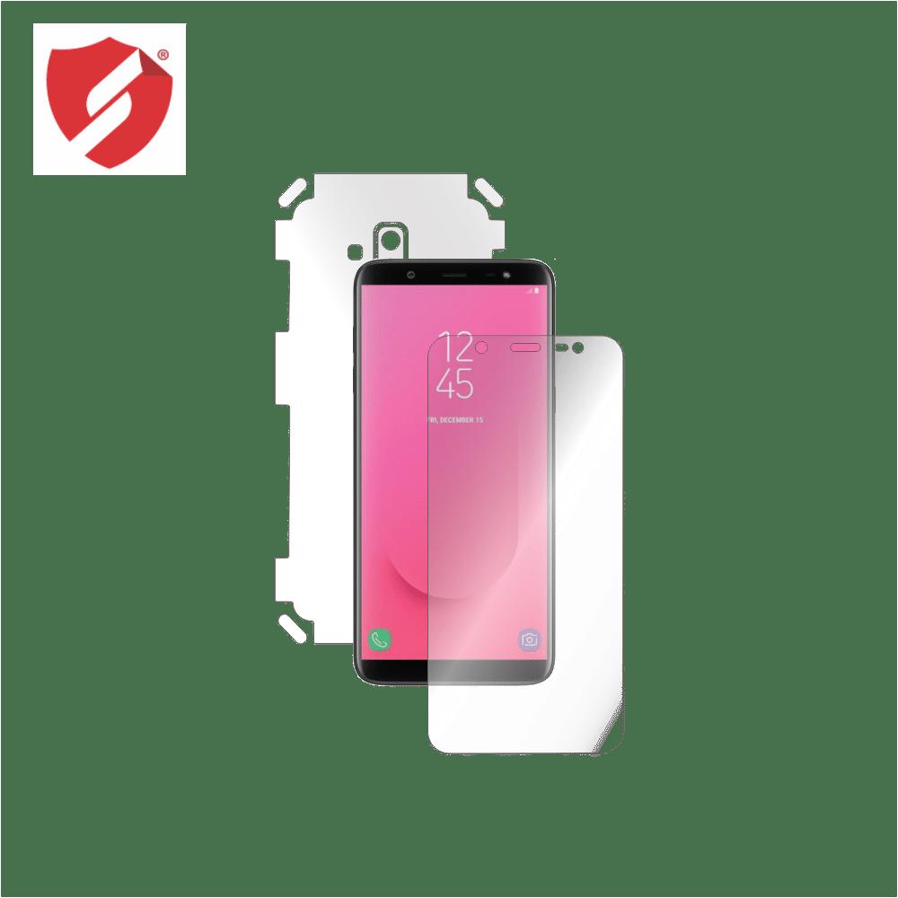 Folie de protectie Smart Protection Samsung Galaxy J8 - fullbody-display-si-spate imagine