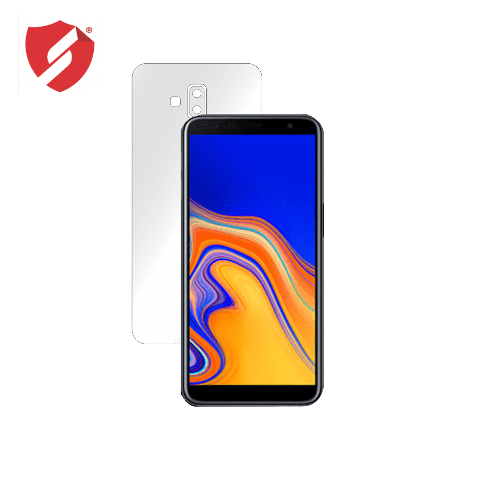 Folie de protectie Smart Protection Samsung Galaxy J6 Plus 2018 - doar spate imagine
