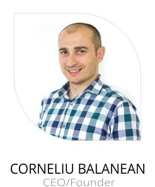 Corneliu Balanean CEO-Founder