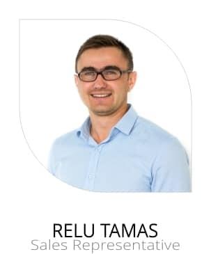 Relu Tamas Sales Representative