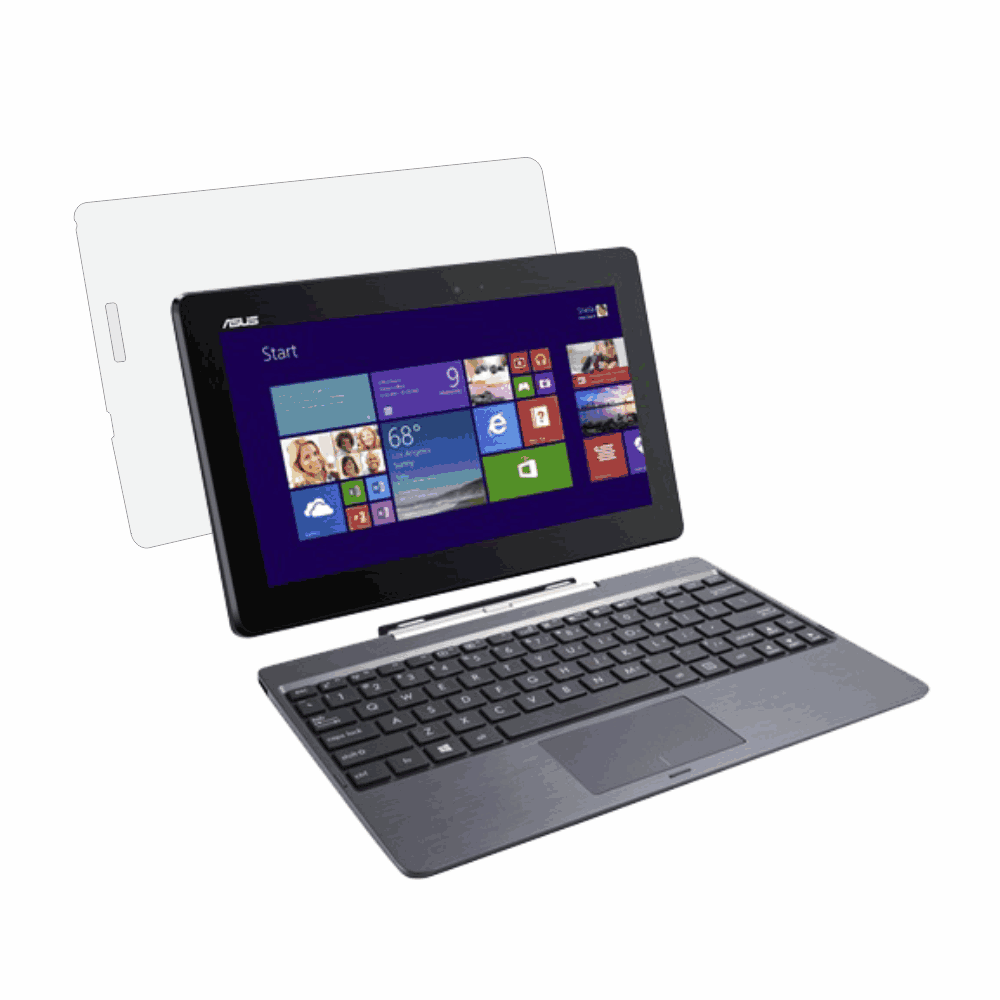Folie de protectie Smart Protection Tableta Asus Transformer Book T100TAL-BING-DK031B - doar spate imagine