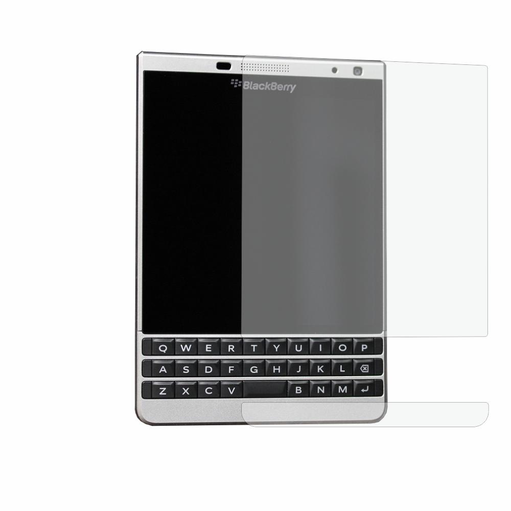 Folie de protectie Smart Protection BlackBerry Passport Silver Edition - doar-display imagine