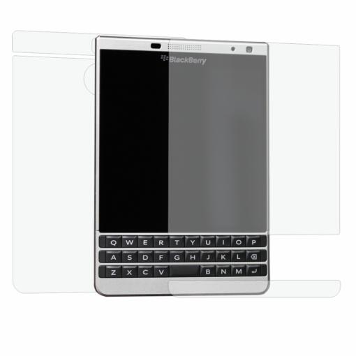 Blackberry Passport Silver Edition full body