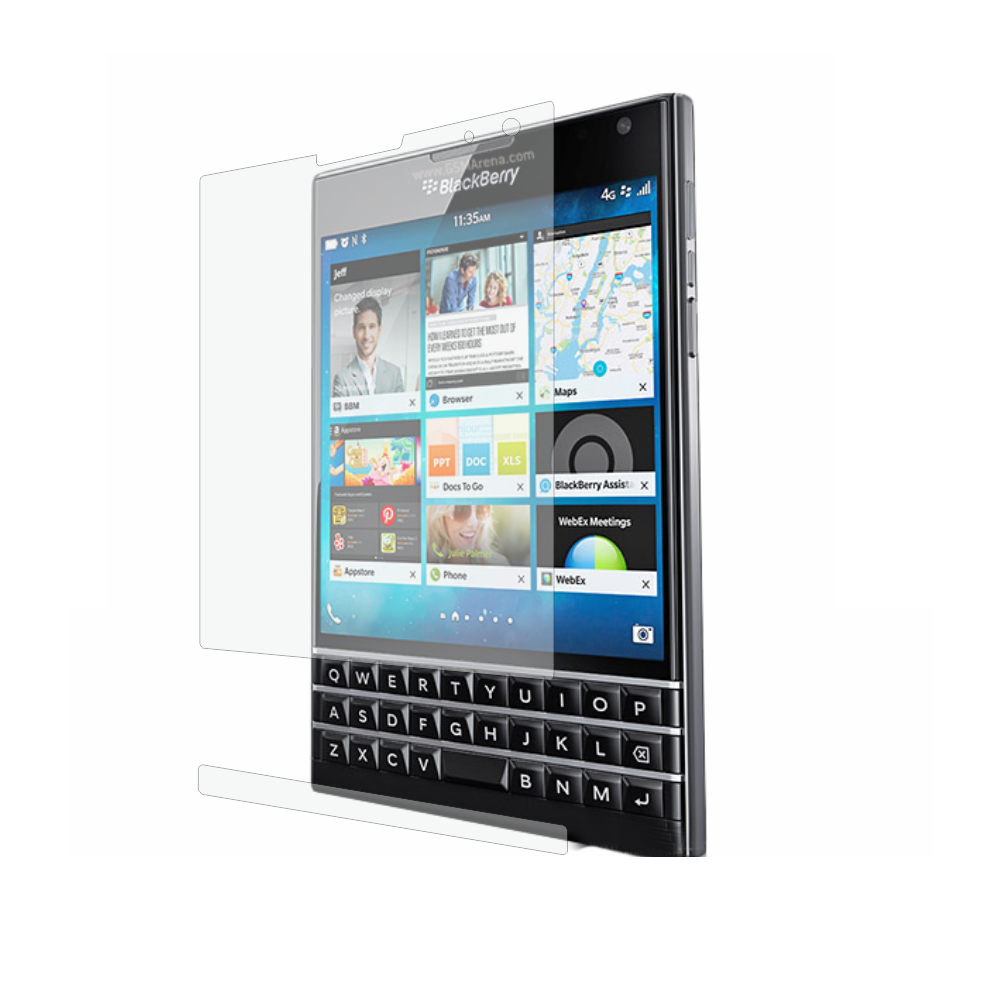 Folie de protectie Smart Protection BlackBerry Passport - doar-display imagine