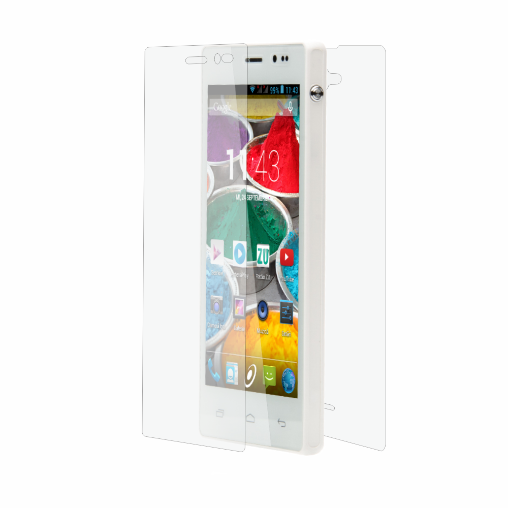 Folie de protectie Smart Protection E-boda Storm X450 - fullbody-display-si-spate imagine