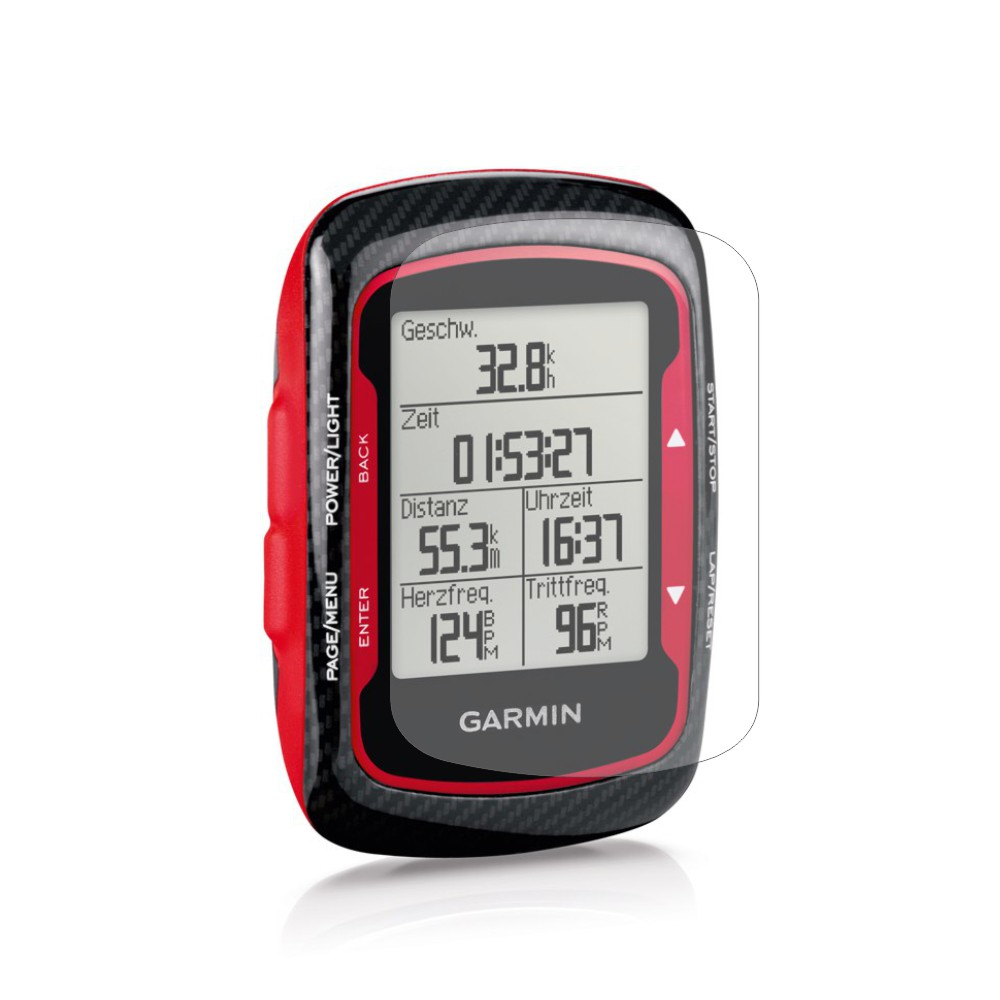 Folie de protectie Smart Protection Ciclocomputer GPS Garmin Edge 500 - doar-display imagine