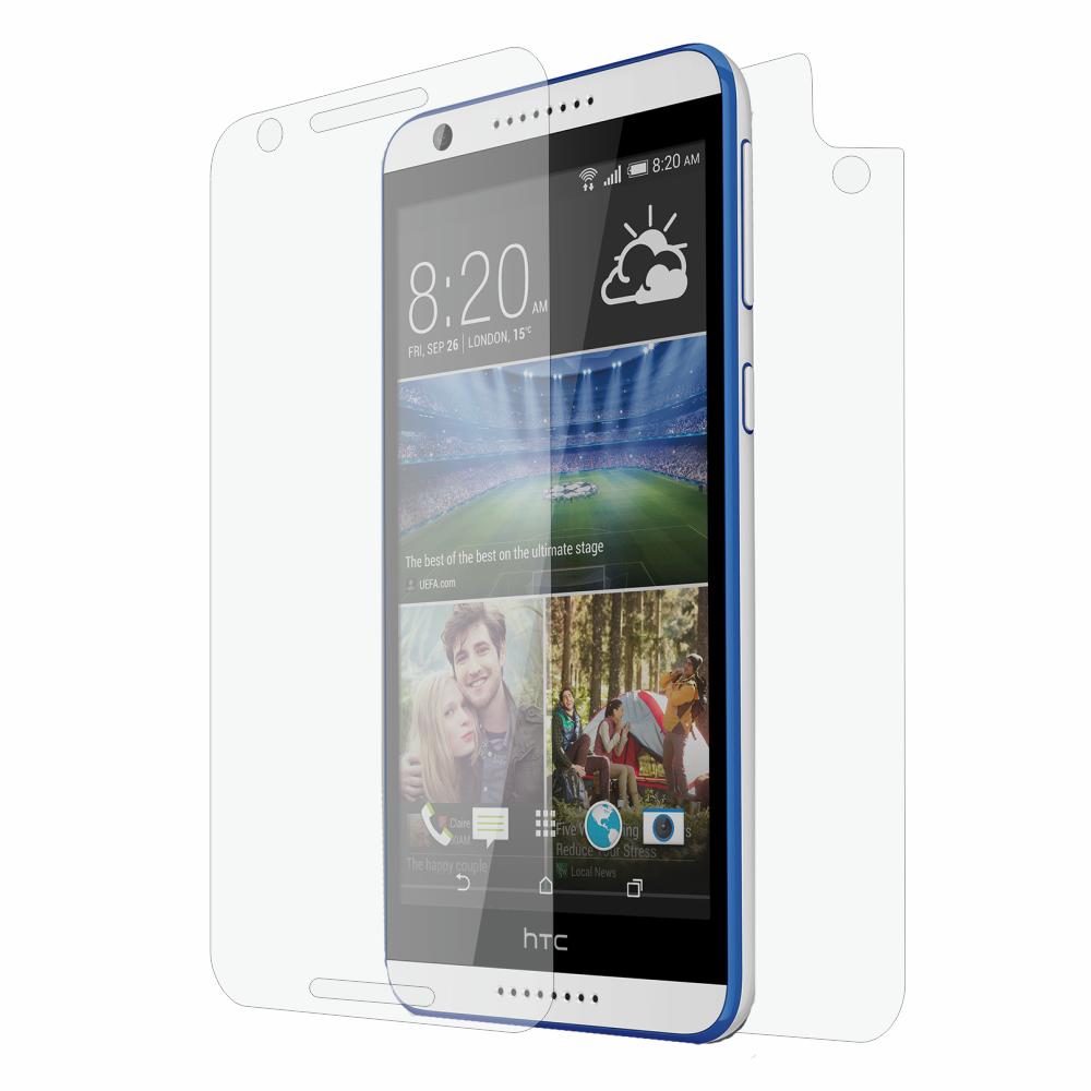 Folie de protectie Smart Protection HTC Desire 820 - fullbody-display-si-spate imagine
