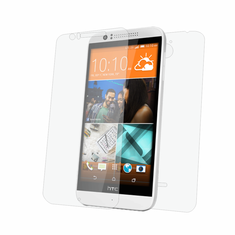 Folie de protectie Smart Protection HTC Desire 510 - fullbody-display-si-spate imagine