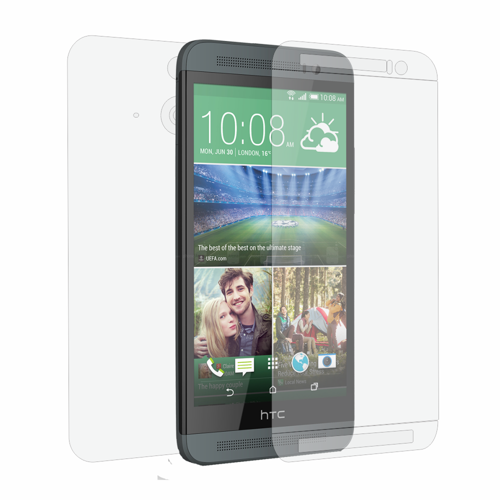 Folie de protectie Smart Protection HTC One E8 - fullbody-display-si-spate imagine