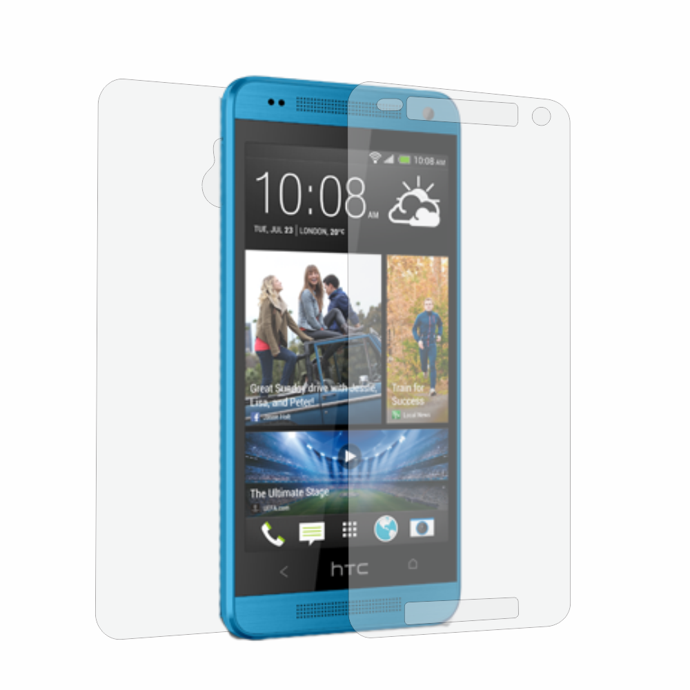 Folie de protectie Smart Protection HTC One mini - fullbody-display-si-spate imagine