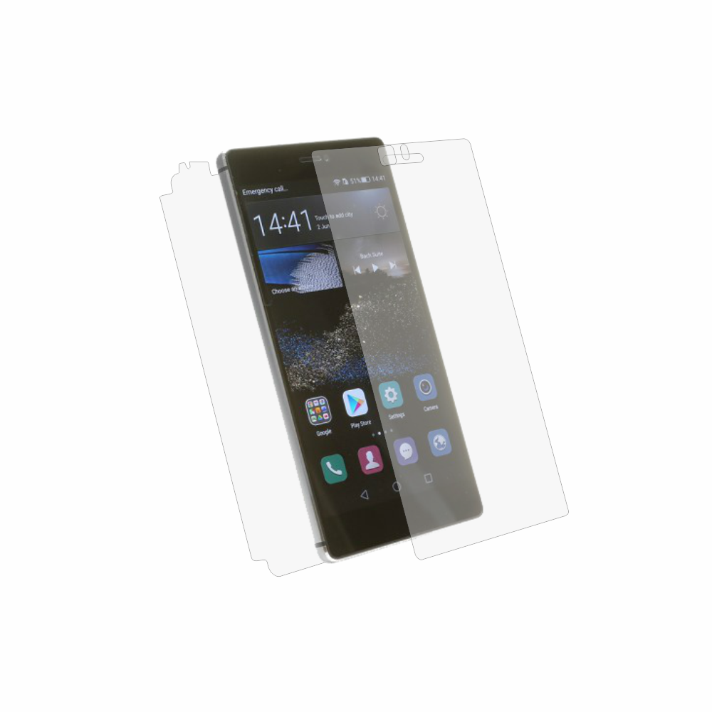 Folie de protectie Smart Protection Huawei P8 - fullbody-display-si-spate imagine