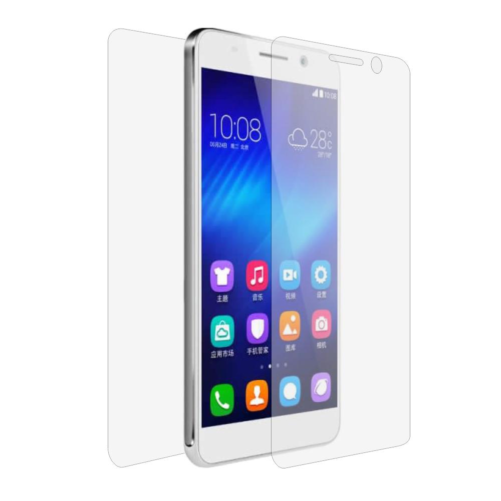 Folie de protectie Smart Protection Huawei Honor 6 - fullbody-display-si-spate imagine