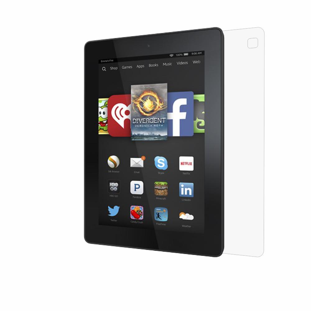 Folie de protectie Smart Protection Kindle Fire HD 7 - doar spate imagine