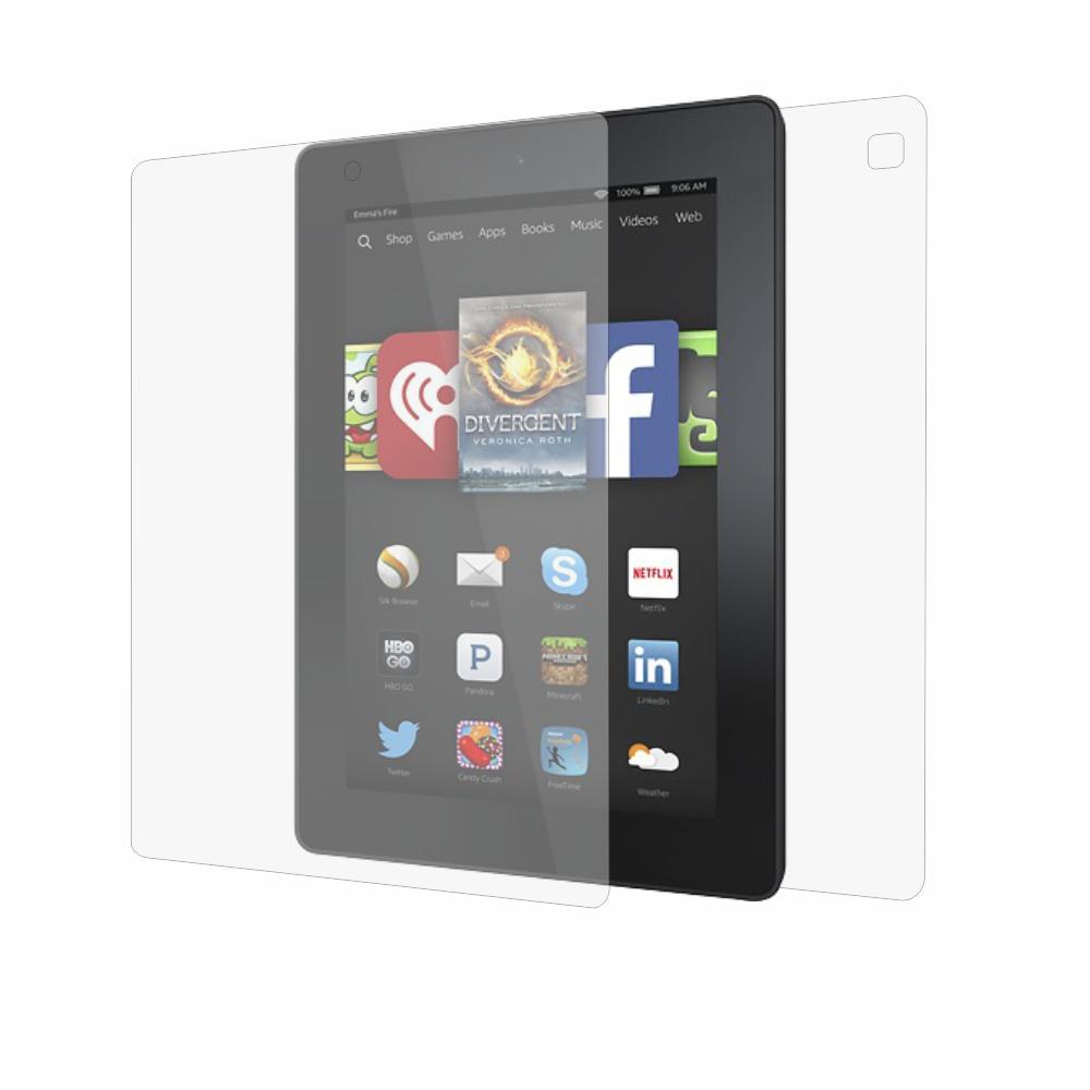 Folie de protectie Smart Protection Kindle Fire HD 7 - fullbody-display-si-spate imagine