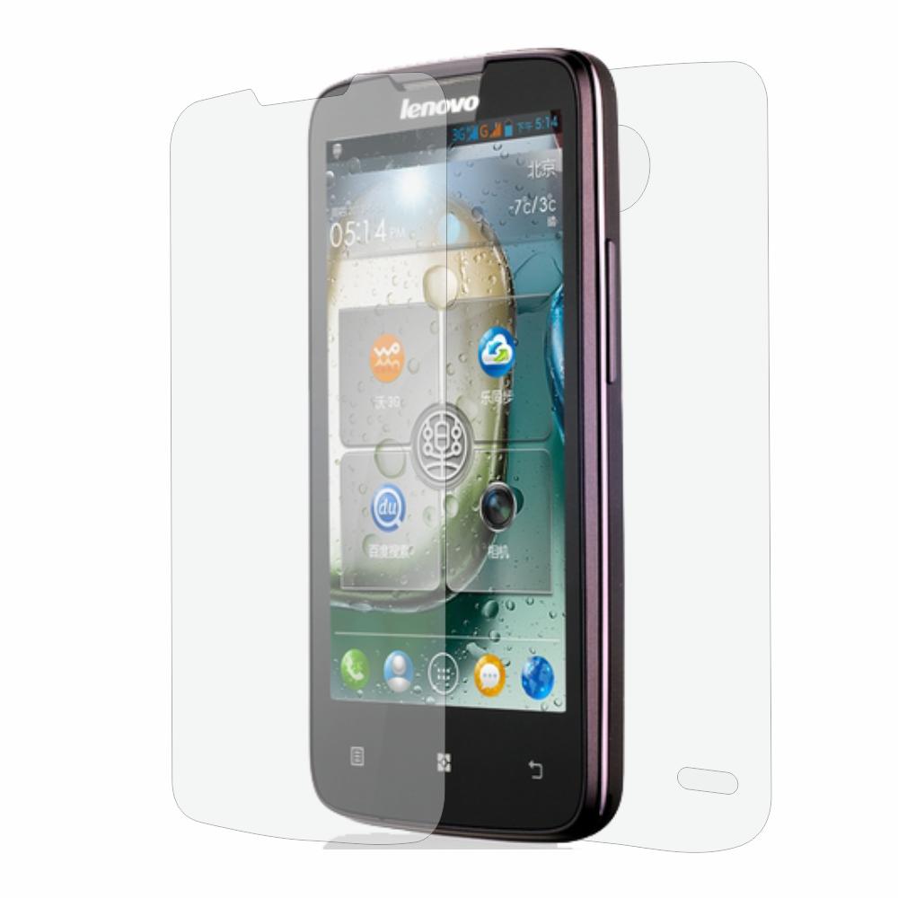Folie de protectie Smart Protection Lenovo A820 - fullbody-display-si-spate imagine