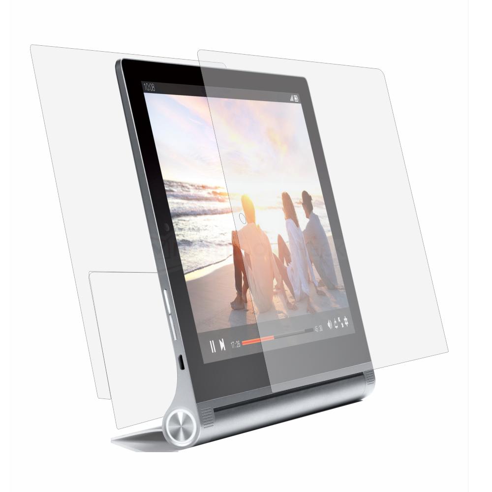 Folie de protectie Smart Protection Tableta Lenovo Yoga Tablet 2 10.0 - fullbody-display-si-spate imagine