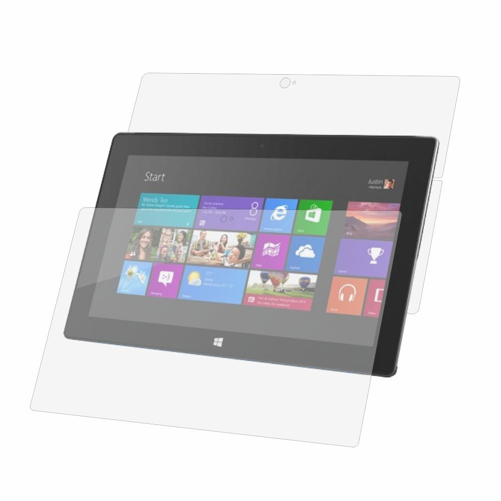 Folie de protectie Smart Protection Tableta Microsoft Surface Pro 2 10.6 - fullbody-display-si-spate imagine