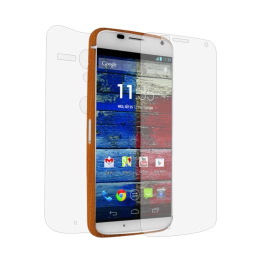 Motorola Moto X Wood full body