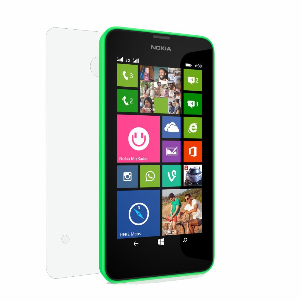 Folie de protectie Smart Protection Nokia Lumia 630 - doar spate imagine