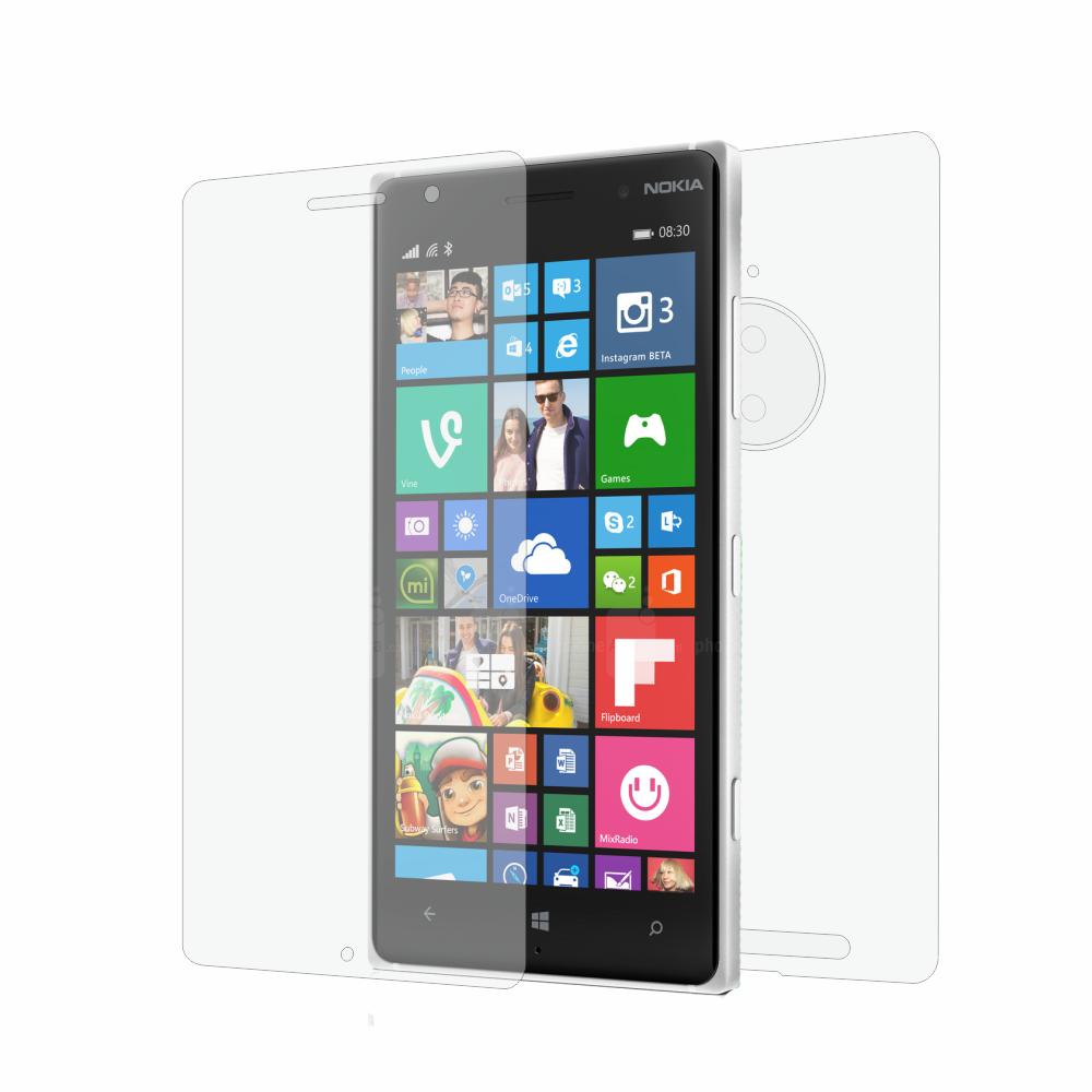 Folie de protectie Smart Protection HTC Desire 830 - fullbody-display-si-spate imagine