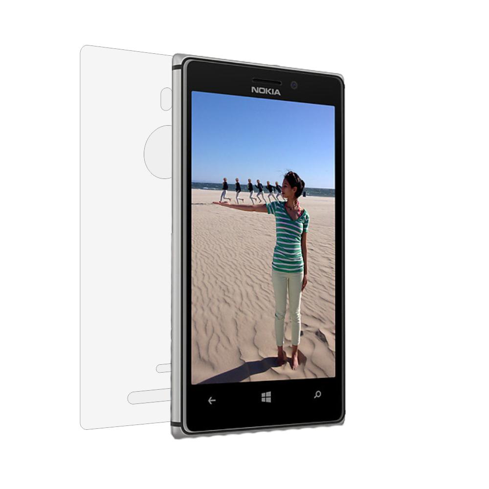 Folie de protectie Smart Protection Nokia Lumia 925 - doar spate imagine