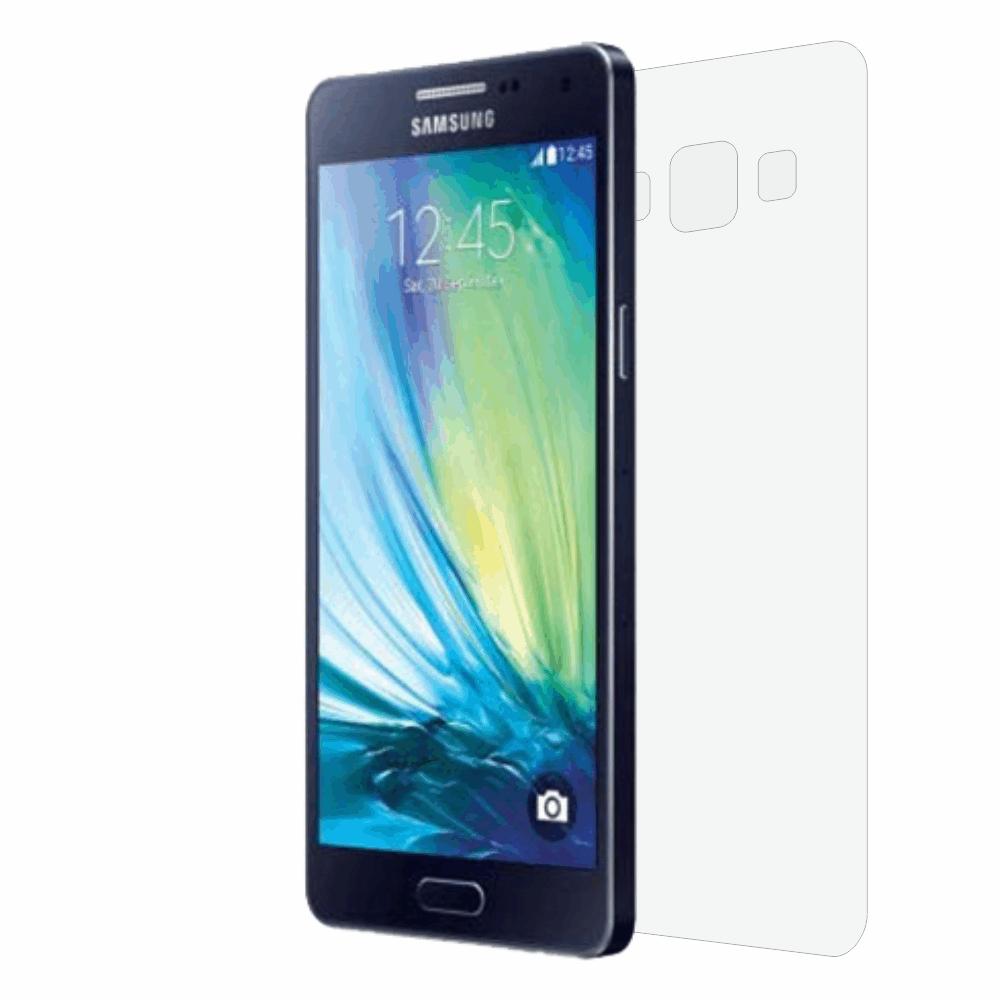 Folie de protectie Smart Protection Samsung Galaxy A3 - doar spate imagine