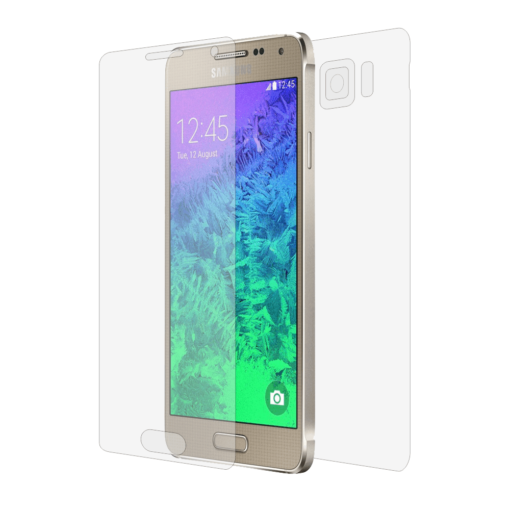 Samsung Galaxy Alpha full body