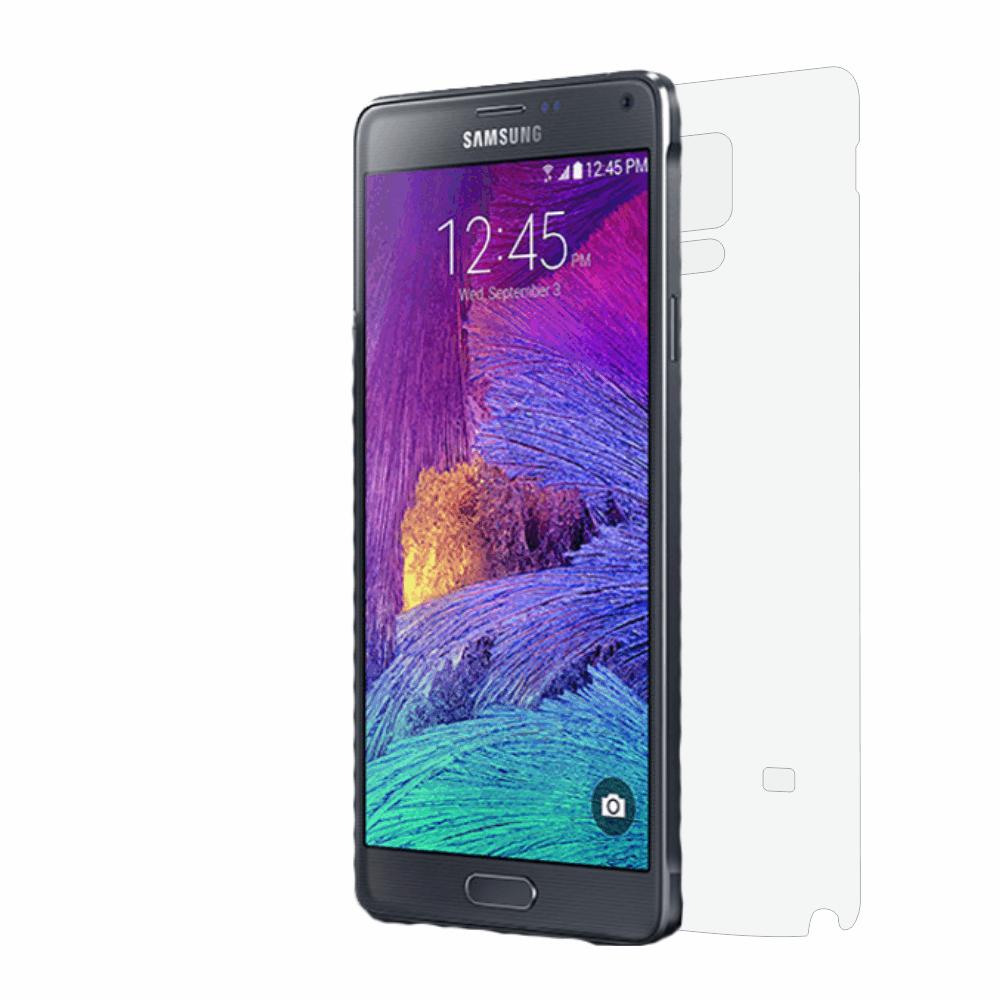 Folie de protectie Smart Protection Samsung Galaxy Note 4 - doar spate imagine