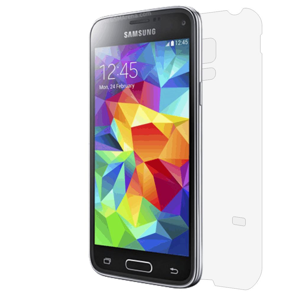 Folie de protectie Smart Protection Samsung Galaxy S5 Mini Dualsim - doar spate imagine