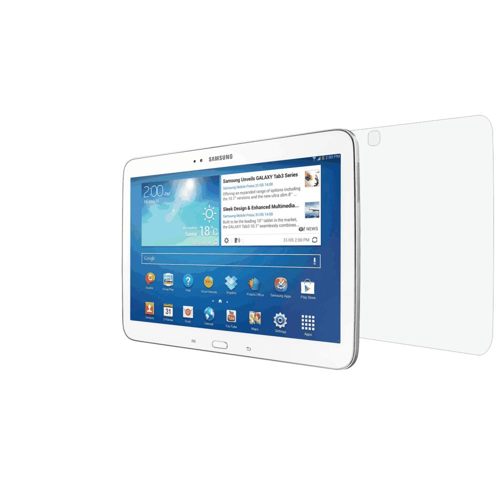Folie de protectie Smart Protection Tableta Samsung Galaxy Tab 3 10.1 P5220 - doar spate imagine