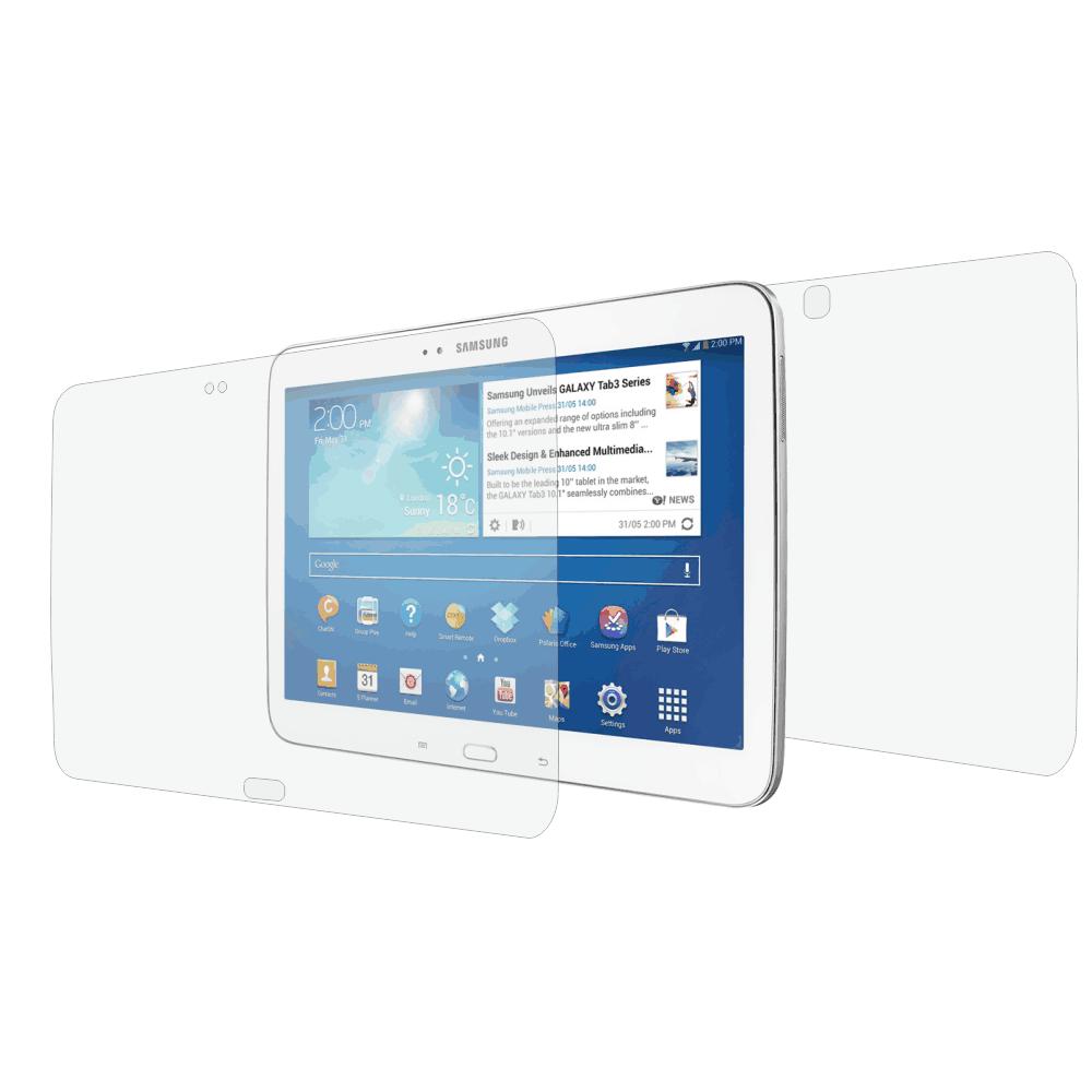 Folie de protectie Smart Protection Tableta Samsung Galaxy Tab 3 10.1 P5220 - fullbody-display-si-spate imagine
