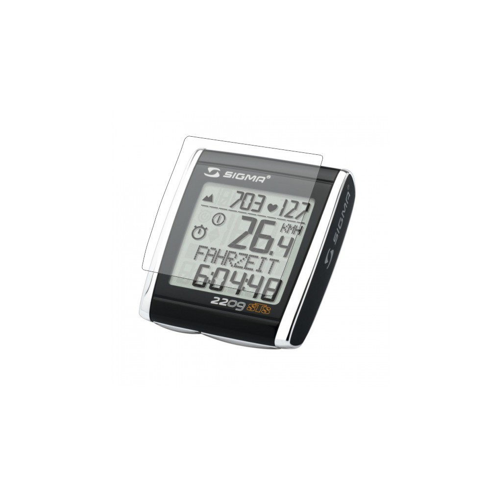Folie de protectie Smart Protection Ciclocomputer Sigma BC 2209 - doar-display imagine
