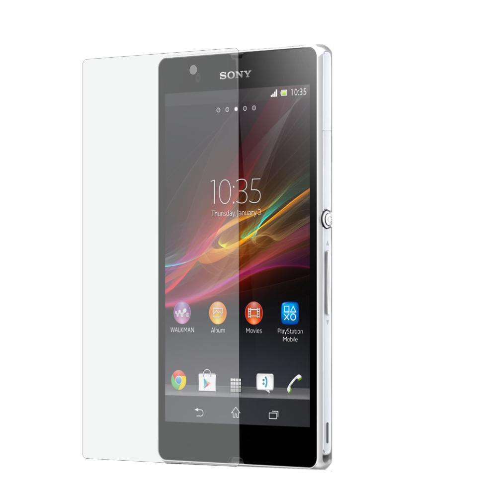 Folie de protectie Smart Protection Sony Xperia Z1 - doar-display imagine