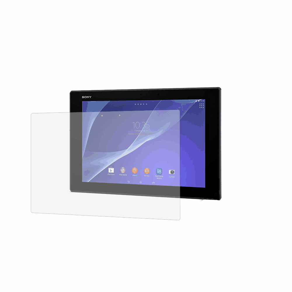 Folie de protectie Smart Protection Tableta Sony Xperia Z2 LTE 10.1 - doar-display imagine