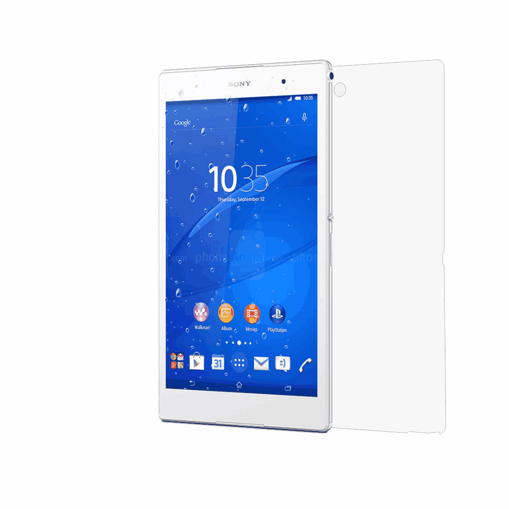 Folie de protectie Smart Protection Sony Xperia Z3 Tablet Compact 8.0 - doar spate imagine