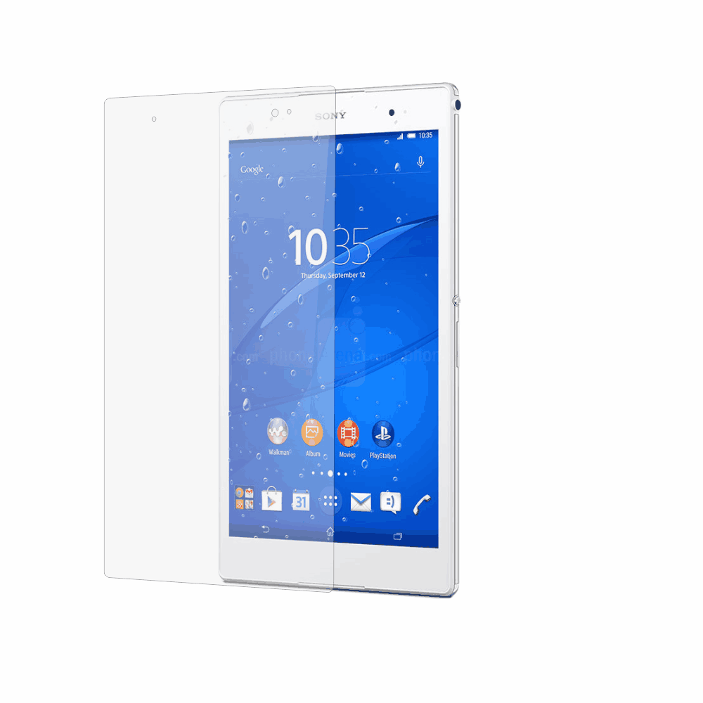 Folie de protectie Smart Protection Sony Xperia Z3 Tablet Compact 8.0 - doar-display imagine