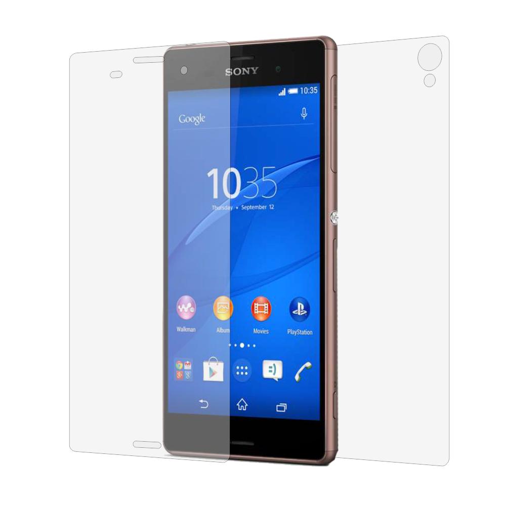 Folie de protectie Smart Protection Sony Xperia Z3 - fullbody-display-si-spate imagine