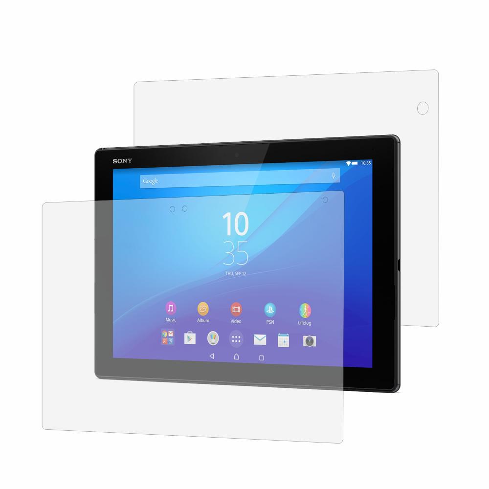 Folie de protectie Smart Protection Tableta Xperia Z4 Tablet 10.1 - fullbody-display-si-spate imagine