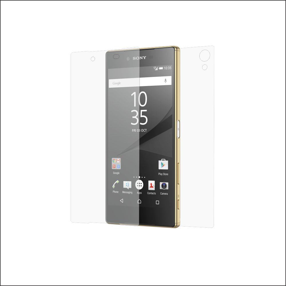 Folie de protectie Smart Protection Sony Xperia E5 - fullbody-display-si-spate imagine