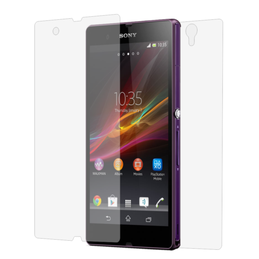 Sony xperia z full body