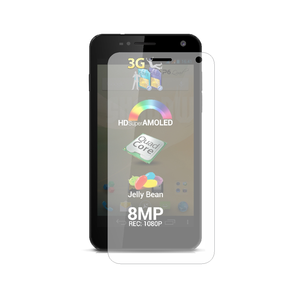 Folie de protectie Smart Protection Allview P6 Quad - doar-display imagine
