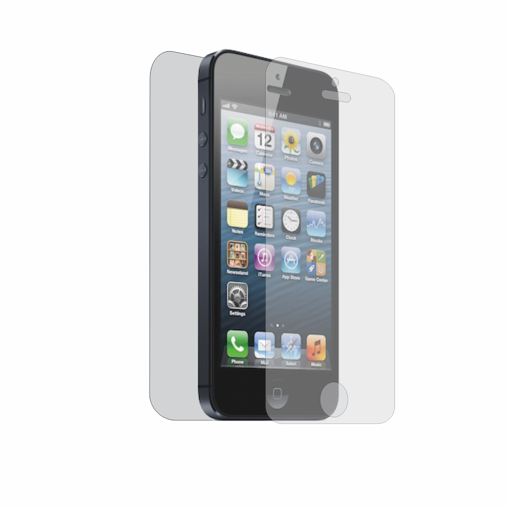 Folie de protectie Smart Protection Iphone 5 - fullbody - display + spate + laterale imagine