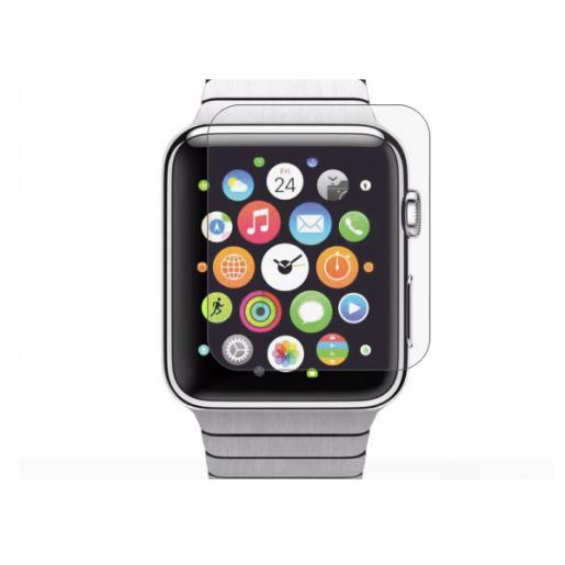 Folie de protectie Smart Protection Apple Watch 38mm - 4buc x folie display imagine
