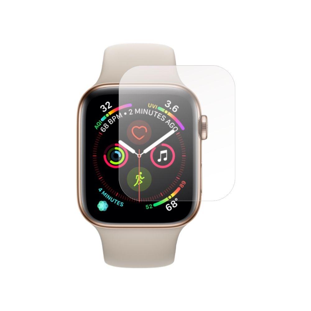 Folie de protectie Smart Protection Apple Watch Series 4 44mm - 4buc x folie display imagine