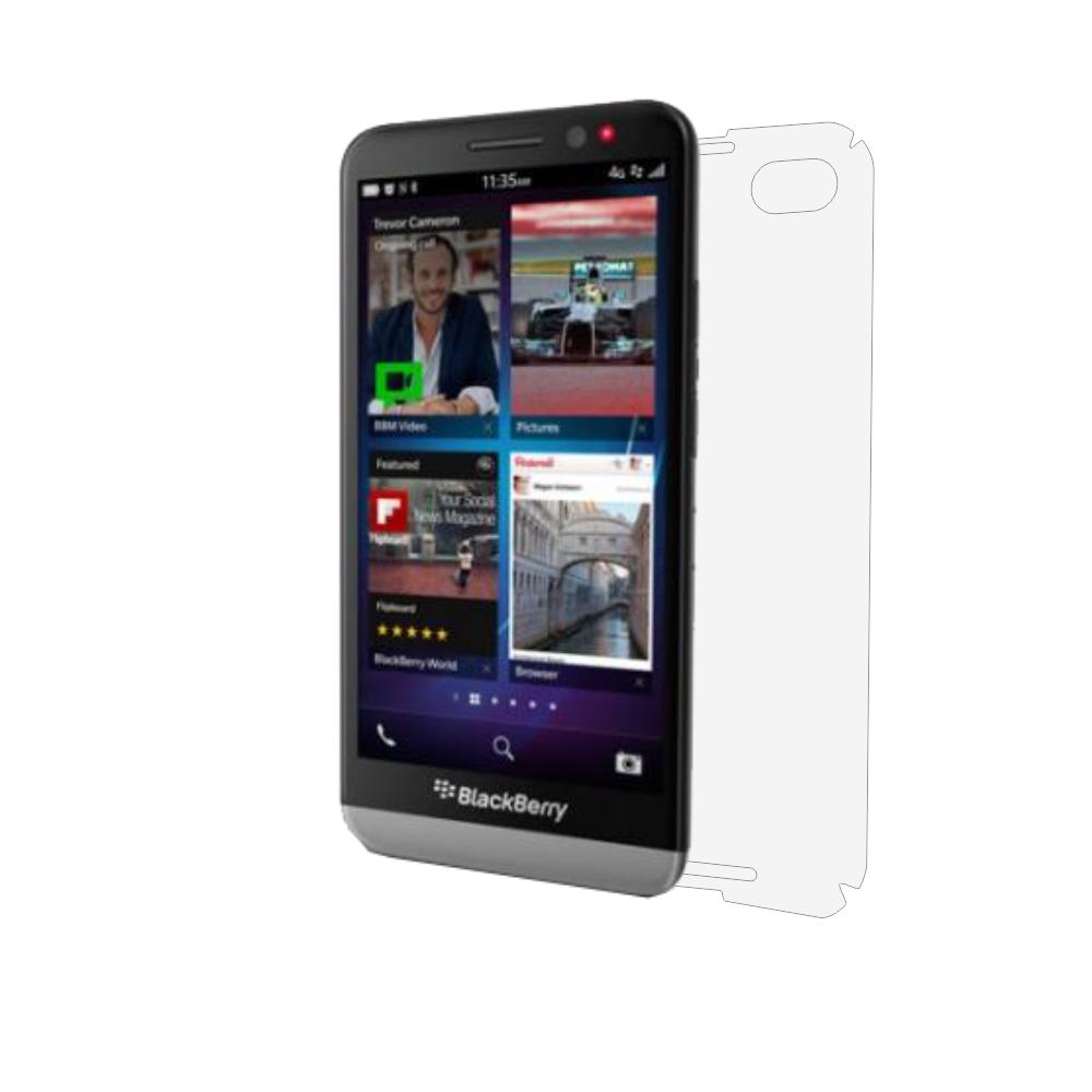 Folie de protectie Smart Protection BlackBerry Z30 - doar spate imagine