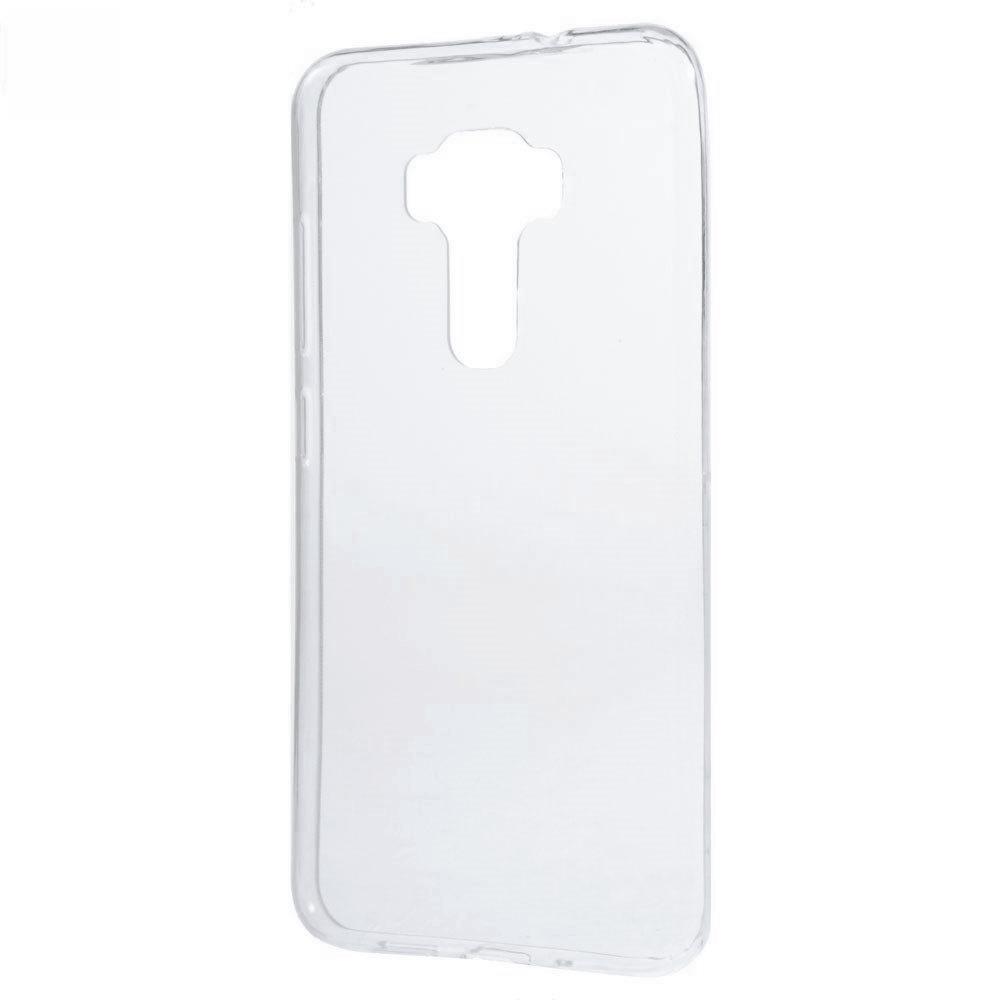 Carcasa din silicon transparenta pentru Asus Zenfone 3 ZE552KL imagine