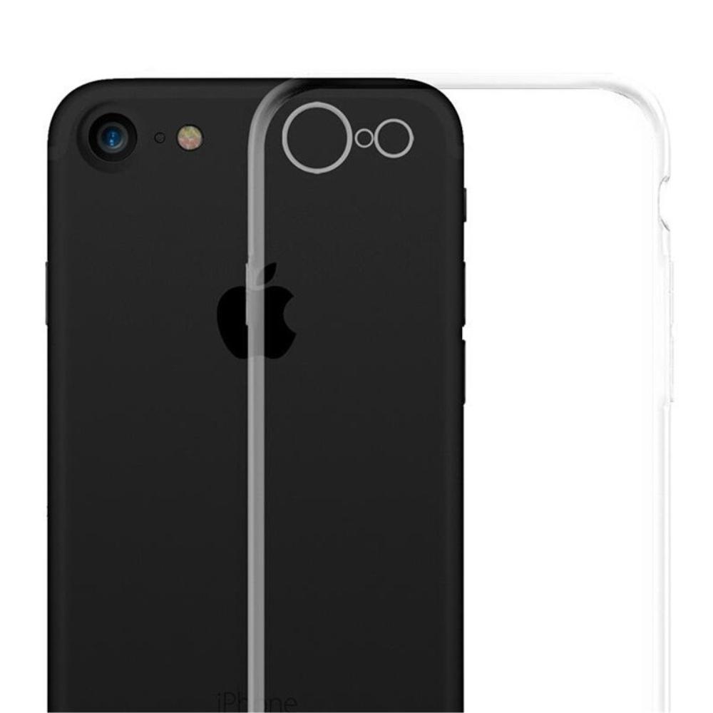 Carcasa din silicon transparenta pentru iPhone 7/8 imagine