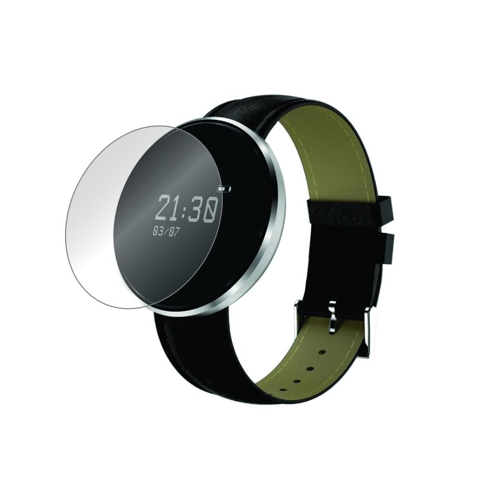 Folie de protectie Smart Protection Ceas Smartwatch si Bratara Fitness Crimson 2018 - 2buc x folie display imagine